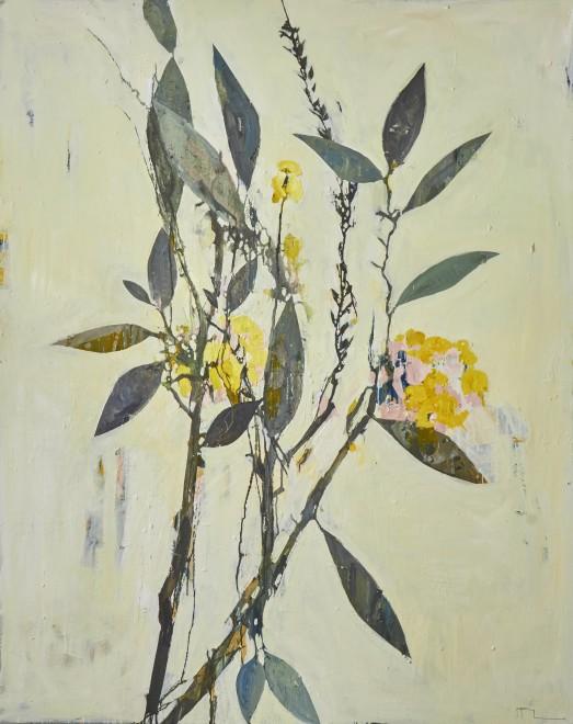 """<span class=""""artist""""><strong>Ffiona Lewis</strong></span>, <span class=""""title""""><em>Garden Umber</em>, 2020</span>"""
