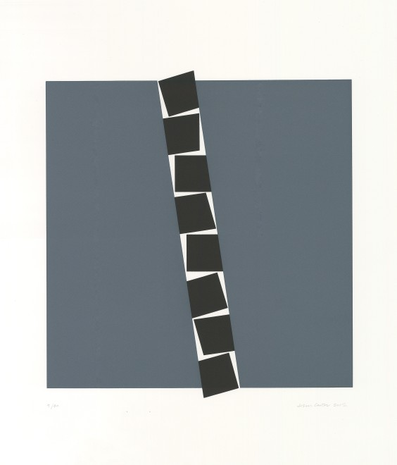 "<span class=""artist""><strong>John Carter RA</strong></span>, <span class=""title""><em>Eight Identical Shapes 82º</em>, 2012</span>"