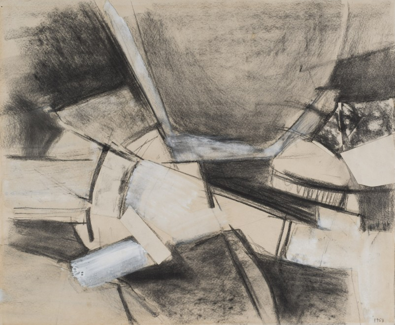 <span class=&#34;artist&#34;><strong>Adrian Heath</strong></span>, <span class=&#34;title&#34;><em>Untitled </em>, 1958</span>