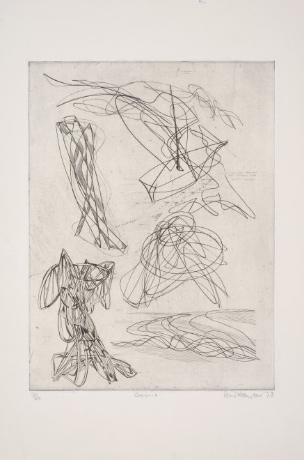 <span class=&#34;artist&#34;><strong>Stanley William Hayter </strong></span>, <span class=&#34;title&#34;><em>Croquis</em>, 1973</span>