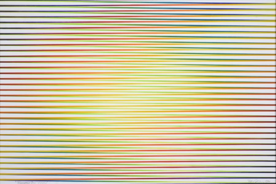 Rainbow, thru' Yellow