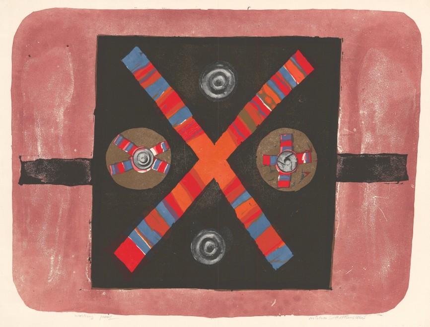 Banded Cross