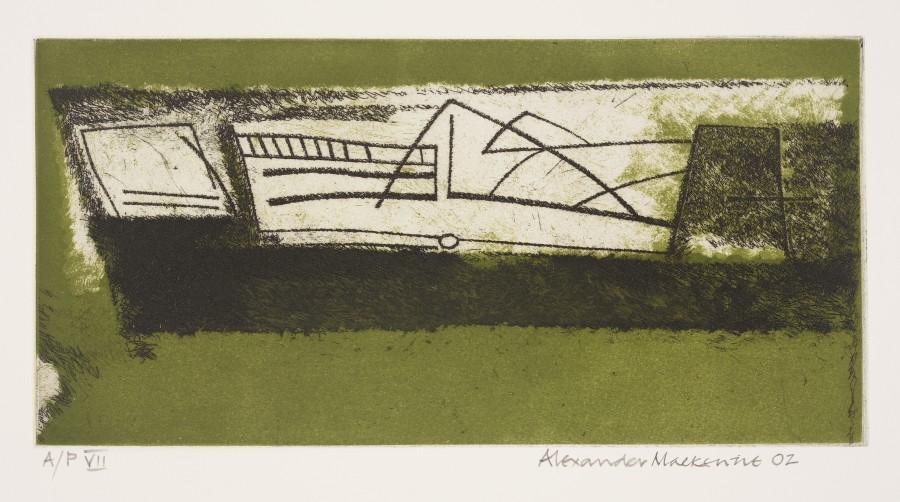 <span class=&#34;artist&#34;><strong>Alexander MacKenzie</strong></span>, <span class=&#34;title&#34;><em>Scrimshaw (Mary Rose) </em>, 2002</span>
