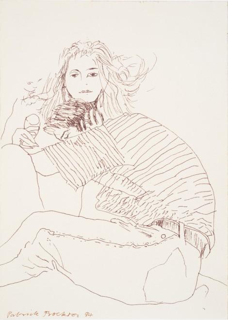 <p><span class=&#34;artist&#34;><strong>Patrick Procktor RA</strong></span>,&nbsp;<span class=&#34;title&#34;><em>Le Baiser</em>, 1994</span></p>