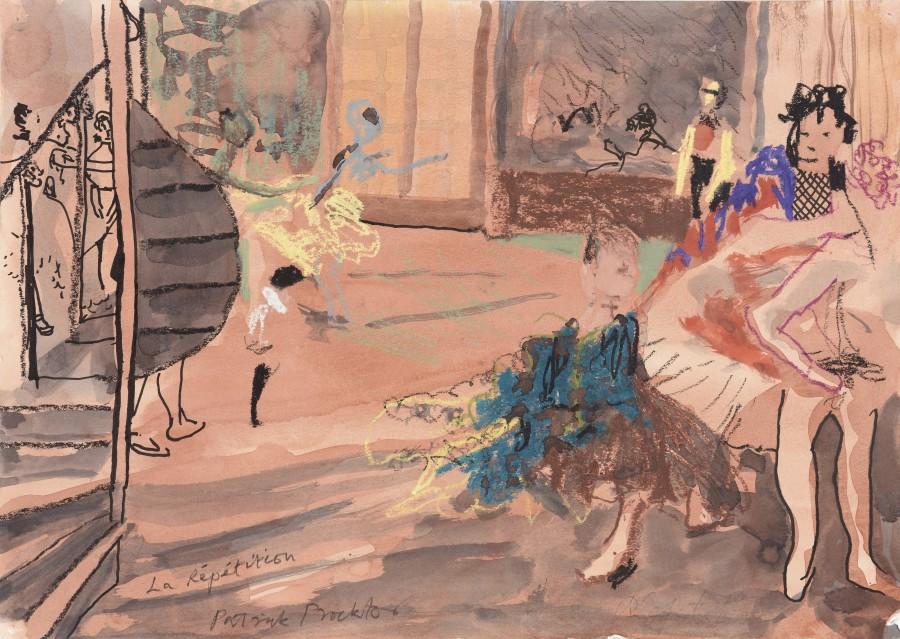 <span class=&#34;artist&#34;><strong>Patrick Procktor RA</strong></span>, <span class=&#34;title&#34;><em>La R&#233;p&#233;tition</em>, 2000</span>