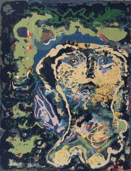 """<span class=""""artist""""><strong>Eileen Agar RA</strong></span>, <span class=""""title""""><em>Portrait</em>, 1949 (c.)</span>"""