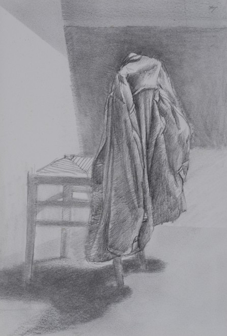 Triptych Drawing