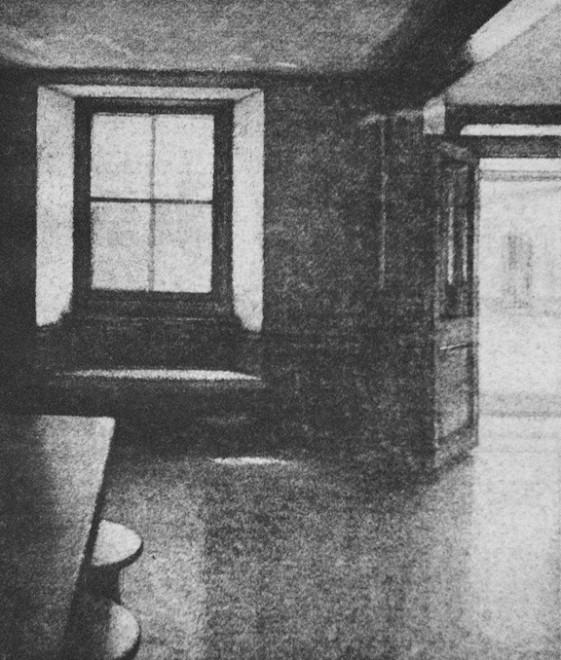 David Lintine ARE, Saloon Bar - Nether Stowey