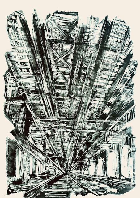 Jackie Newell RE, 3rd Ave Bridge New York #2