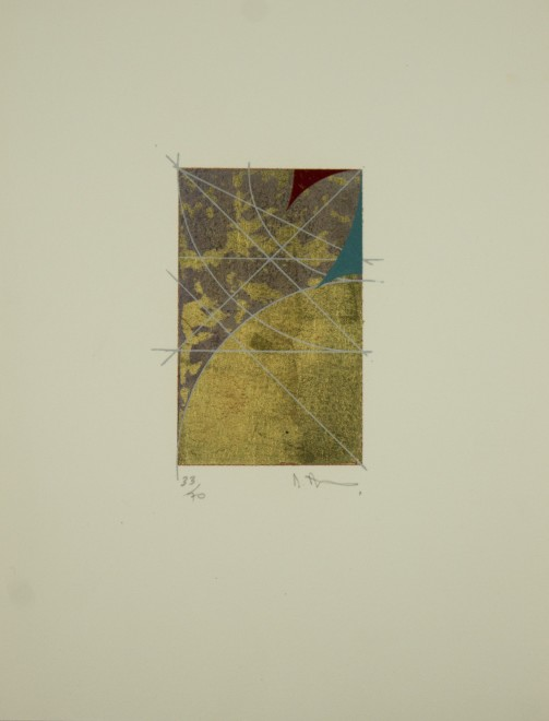 Stephen Hoskins RE, Golden Section 2