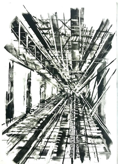 Jackie Newell RE, 3rd Ave Bridge New York #3