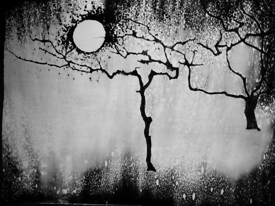 Edward Twohig RE, Super Moon, April 2020