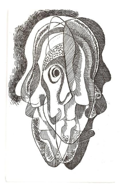 Paul Hawdon RE, Head