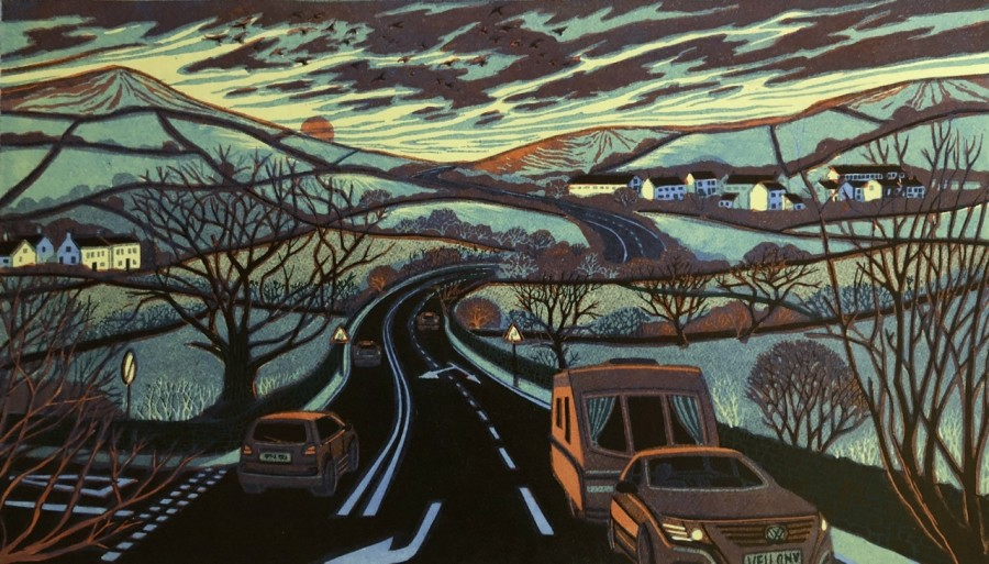Gail Brodholt RE, A Winters Tale