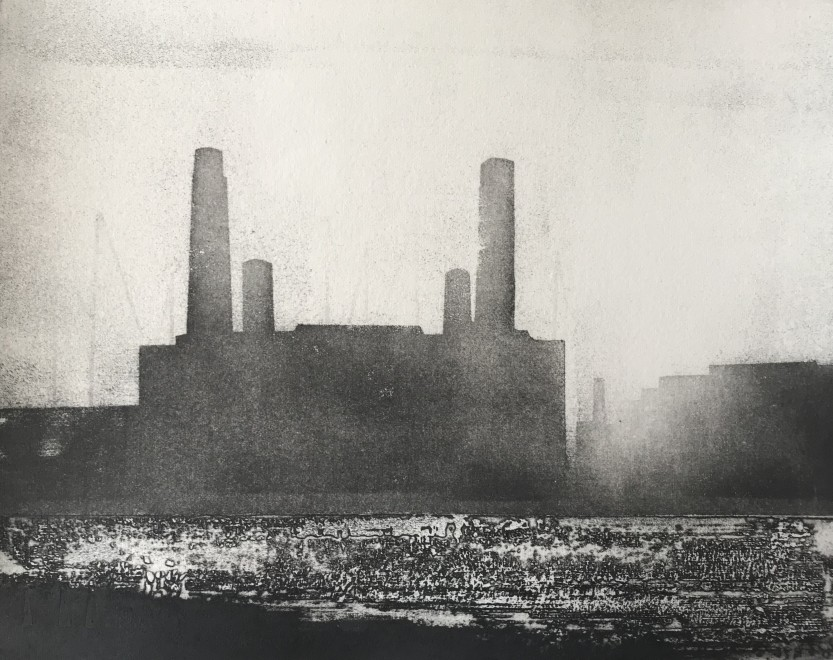 Jason Hicklin RE, Battersea SW8