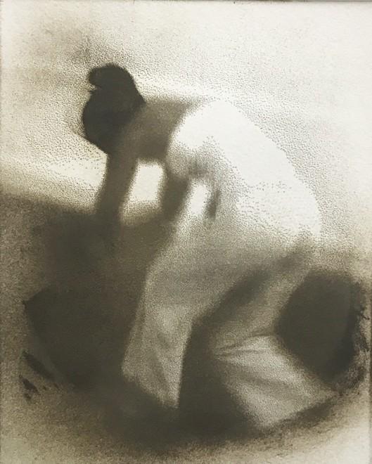 Margaret Ashman RE, In the Studio 1