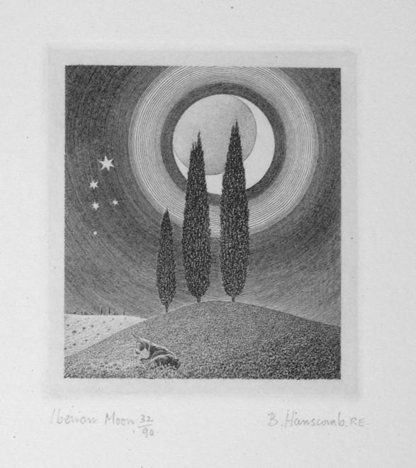 Brian Hanscomb RE, Iberian Moon