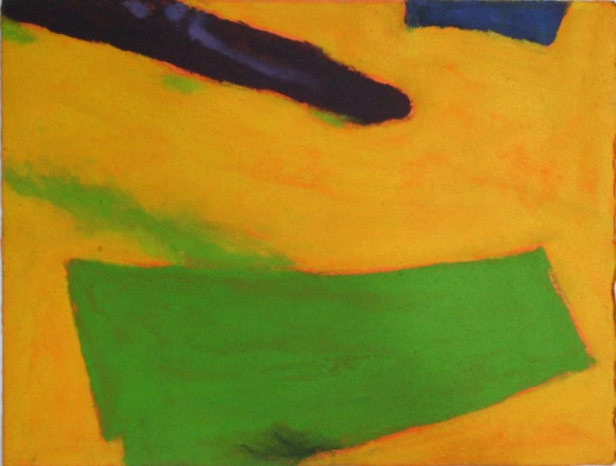 Ursula Leach RE, Hanging Field