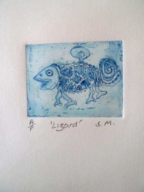 Stephen Mumberson RE, Lizard
