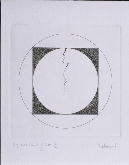 Brian Hanscomb RE, Squared Circle of Zen