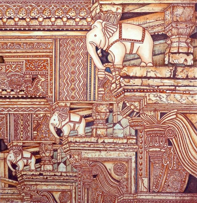 Meg Dutton RE, Indian Patterns