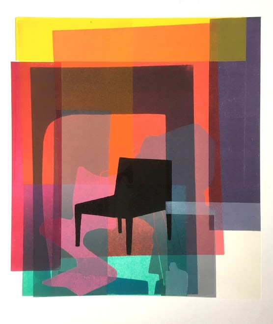Dale Devereux Barker RE, Untitled II
