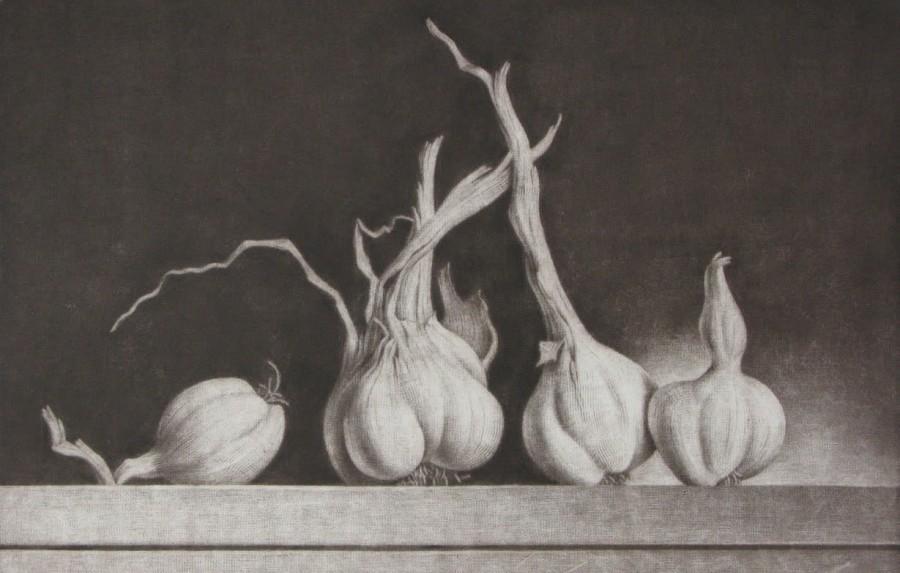 Konstantin Chmutin RE, Garlic Suite