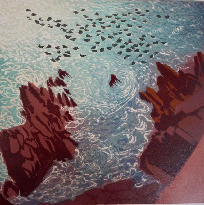 Julia Manning RE, Puffin Raft
