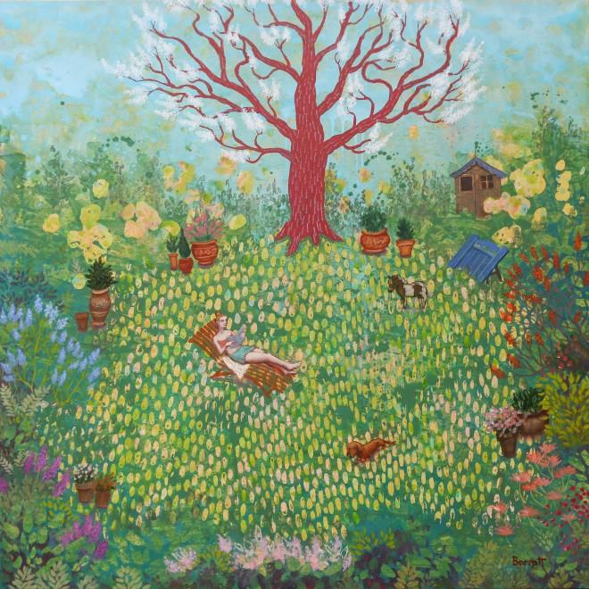 Mychael Barratt PPRE Hon RWS, Tree of Life 1