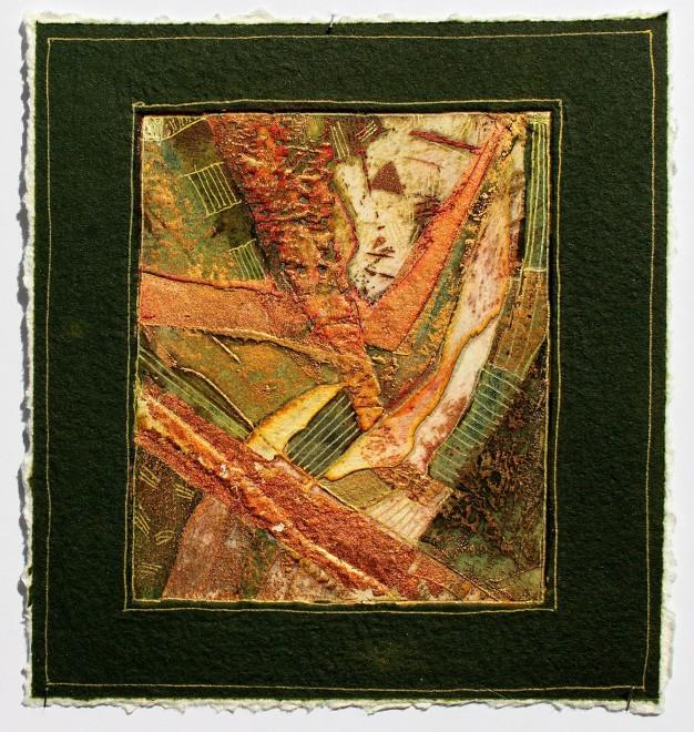 Brenda Hartill RE, Copper Elements IX