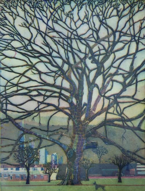 Karen Keogh RE, The Old Oak Tree, Ruskin Park