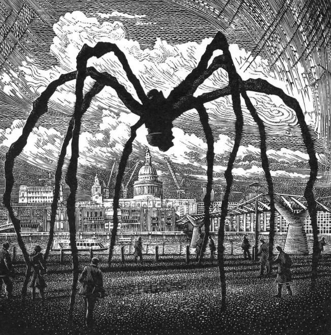 John Bryce RE, Thames Arachnid