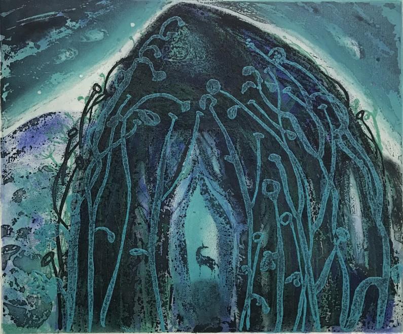 Flora McLachlan RE, The Green Chapel