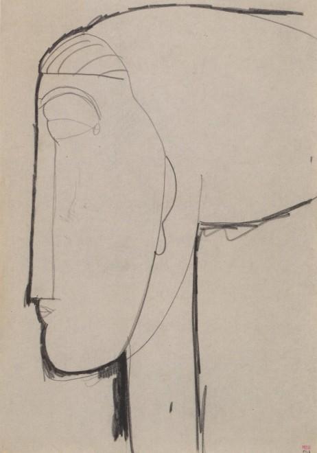 <p><strong>Amedeo Modigliani</strong></p><p><em>Female Head</em></p>