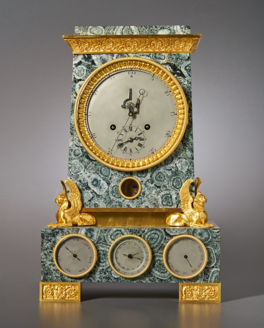 A Louis Philippe astronomical table regulator with secular perpetual calendar attributed to Lépine à Paris