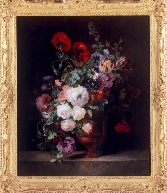 """""""Vase de Fleurs"""" by Henriette de Longchamp"""