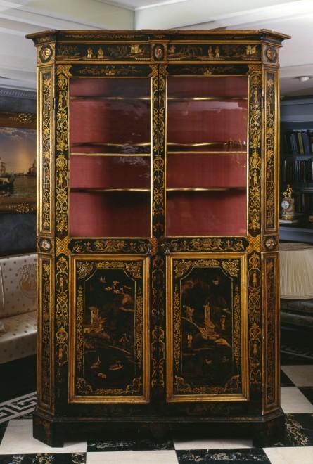 An Italian armoire