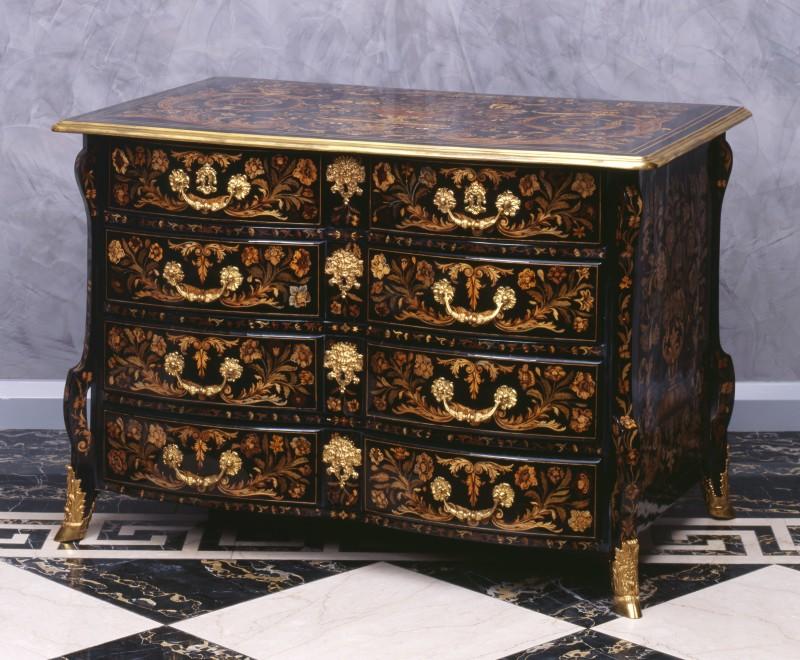 A Louis XIV commode