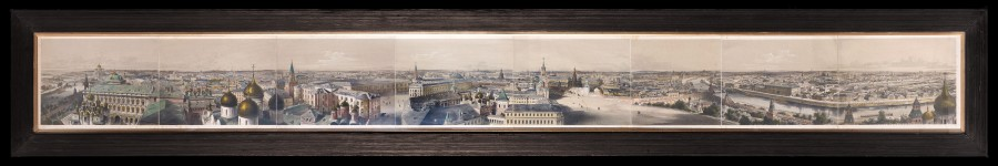 A Panorama of Moscow