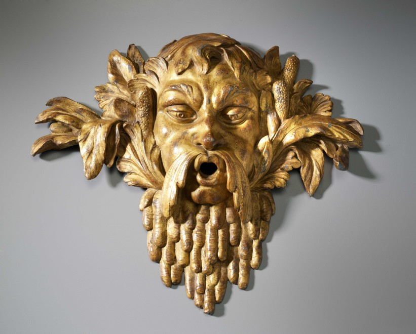 A 18th Century mask