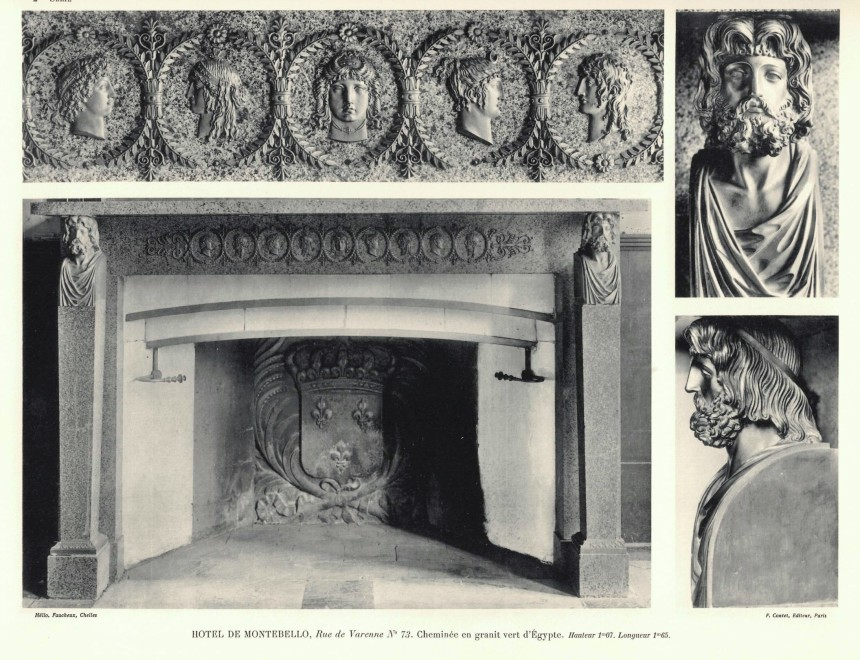 An Empire credenza, attributed to Jacob-Desmalter et Cie