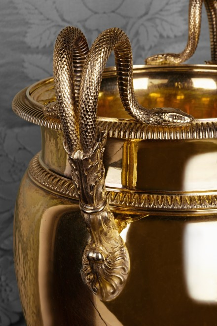 An Empire wine cooler by Jean-Baptiste-Claude Odiot