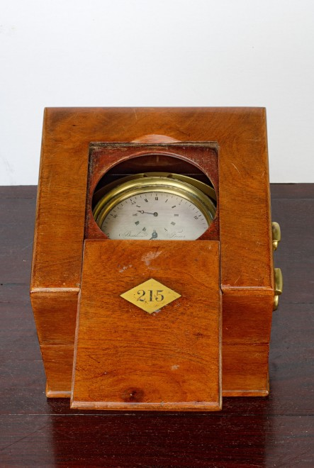 A Louis XVIII two day marine chronometer by Berthoud Frères
