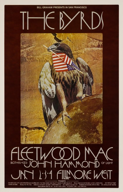 The Byrds and Fleetwood Mac