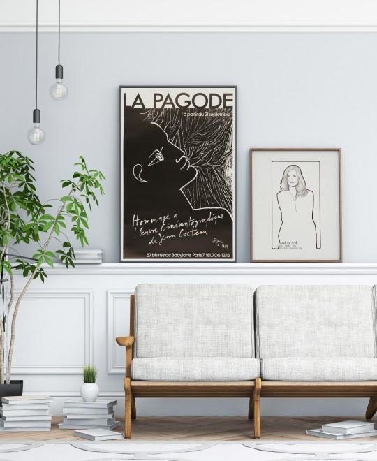 Hommage a l'Oeuvre Cinematographique de Jean Cocteau