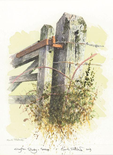 Gordon Rushmer, Beauty in the mundane, clayton study