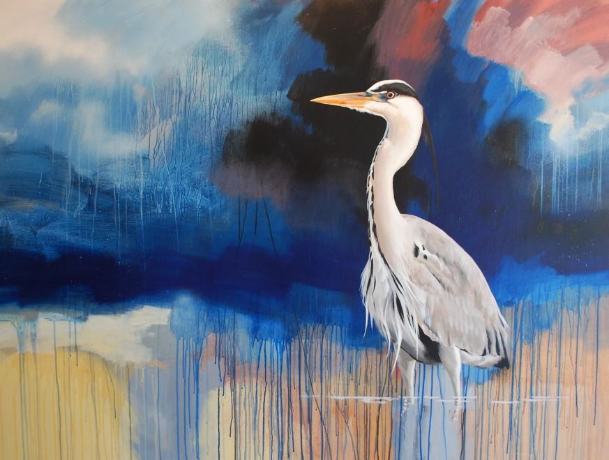 Jim Starr, Grey Heron