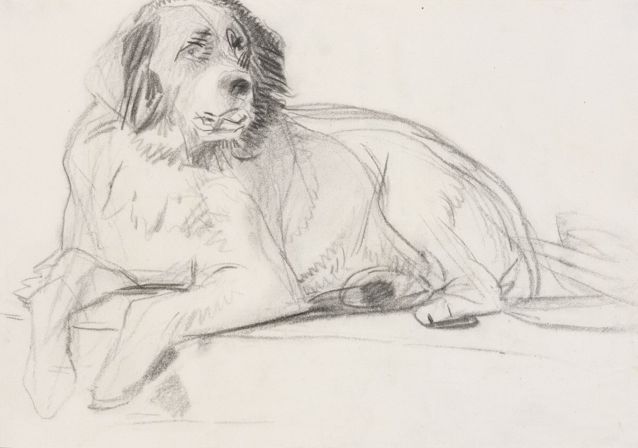 Sir Edwin Landseer, RA, A Distinguished Member of the Humane Society