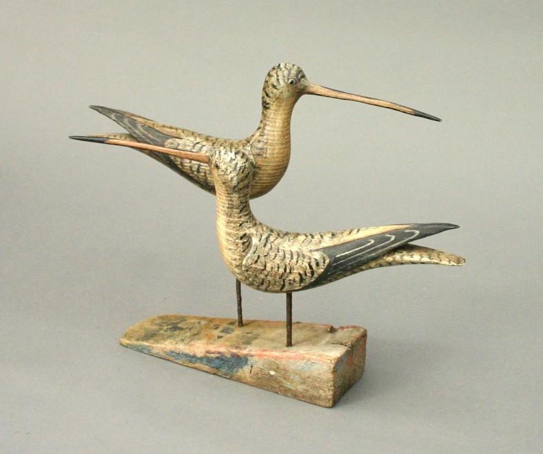 Stephen Henderson, Pair of shorebirds