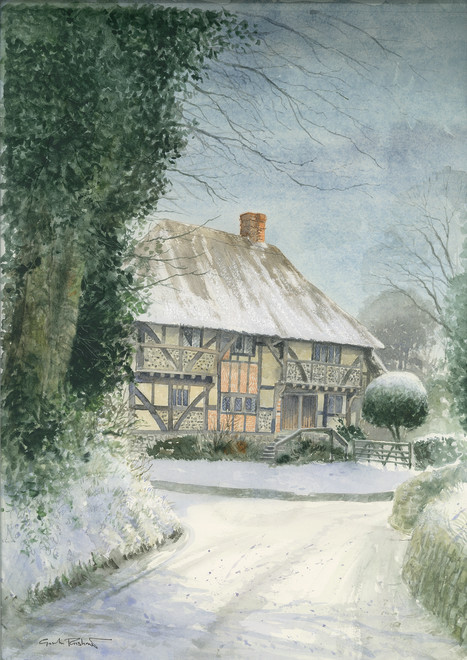Gordon Rushmer, The Yeoman's House, Bignor